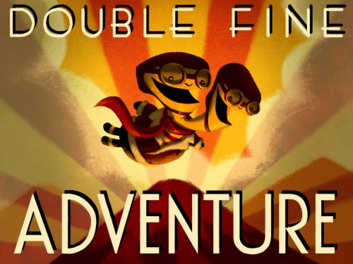 An image from the Double Fine archive.