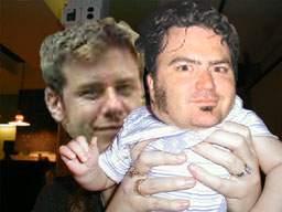 Ha ha! Scott is a baby!