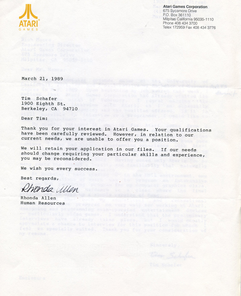 letter of rejecting a job offer commonpence co
